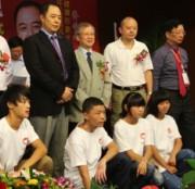 张铁林担任我院形象大使,共同关爱白癜风患者